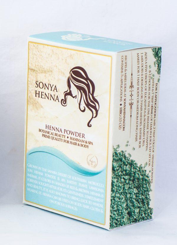 Sonya Henna Poudre de Henné 100G