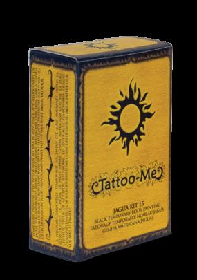 Tattoo Me Jagua kit 15